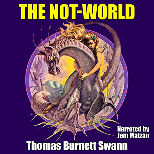 The Not-World audiobook cover art