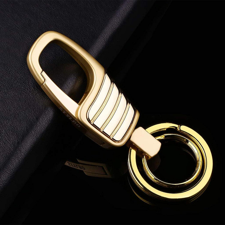 PLL Männer Größe Schlüsselbund Einfache Zink-Legierung Kreative Persönlichkeit Paar Auto Keychain Geschenk B07GFGLDJJ