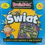 Photo de Green Board Games BrainBox World (Polish) par