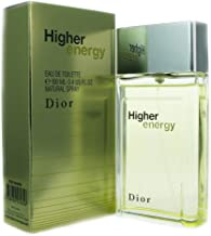 Higher Energy By Christian Dior For Men. Eau De Toilette Spray 3.4 oz