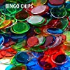 Regal Games Deluxe Bingo Game Set with Bingo Cage, Bingo Board, Bingo Balls, 18 Bingo Cards, and Bingo Chips #5
