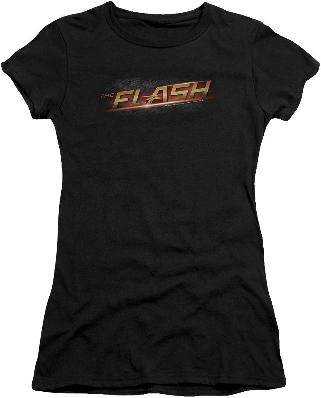 The Flash  Juniors Logo Premium Bella TShirt