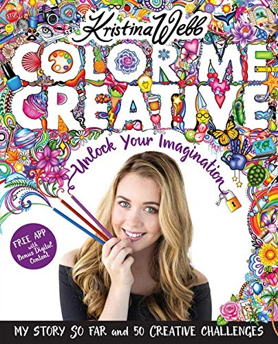 Color Me Creative: Unlock Your Imagination
