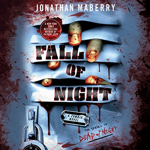 Page de couverture de Fall of Night