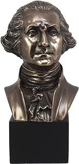 Ebros First President Of United States George Washington Bust Figurine 9