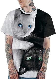 Amazon.es: Animal Print - Camisetas, polos y camisas / Hombre: Ropa