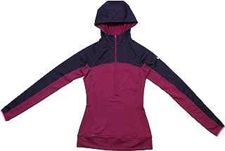 Max Hyperwarm Shield 1/2 Zip Hoodie Women X-Small