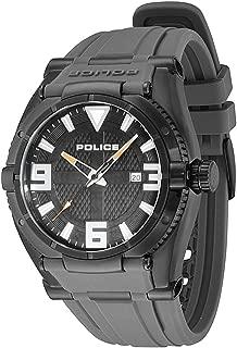 13093JSB-02B Mens Black IP Raptor Watch