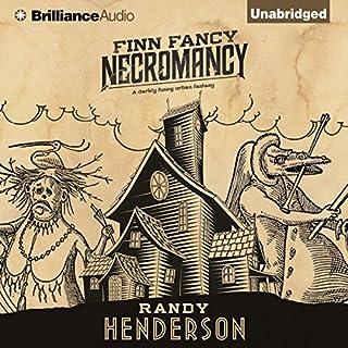 Finn Fancy Necromancy cover art