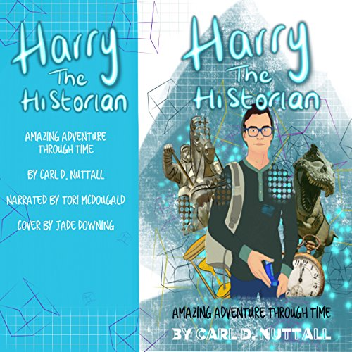 Harry the Historian audiobook cover art
