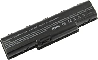 Fancy Buying New Laptop Battery for Acer Aspire 5532 5732Z 5334 5517 AS09A31 AS09A61 AS09A41 AS09A51 AS09A71 AS09A75-12 Months Warranty - 6 Cells 11.1V 5200mAh
