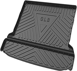 Tailored Car Rubber Boot Mats Rear Cargo Liners Trunk Tray Floor Mat Sheet Carpet for Be-nz GLA/GLC/C-Class/GLE/GLK 2012 t...