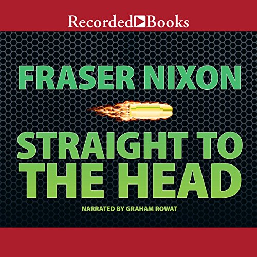 Straight to the Head audiobook cover art