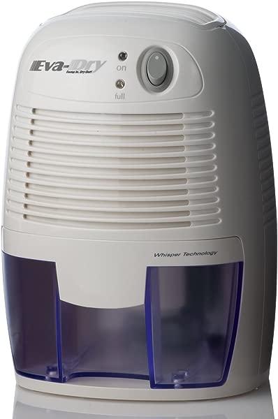 Eva Dry Edv 1100 Electric Petite Dehumidifier White