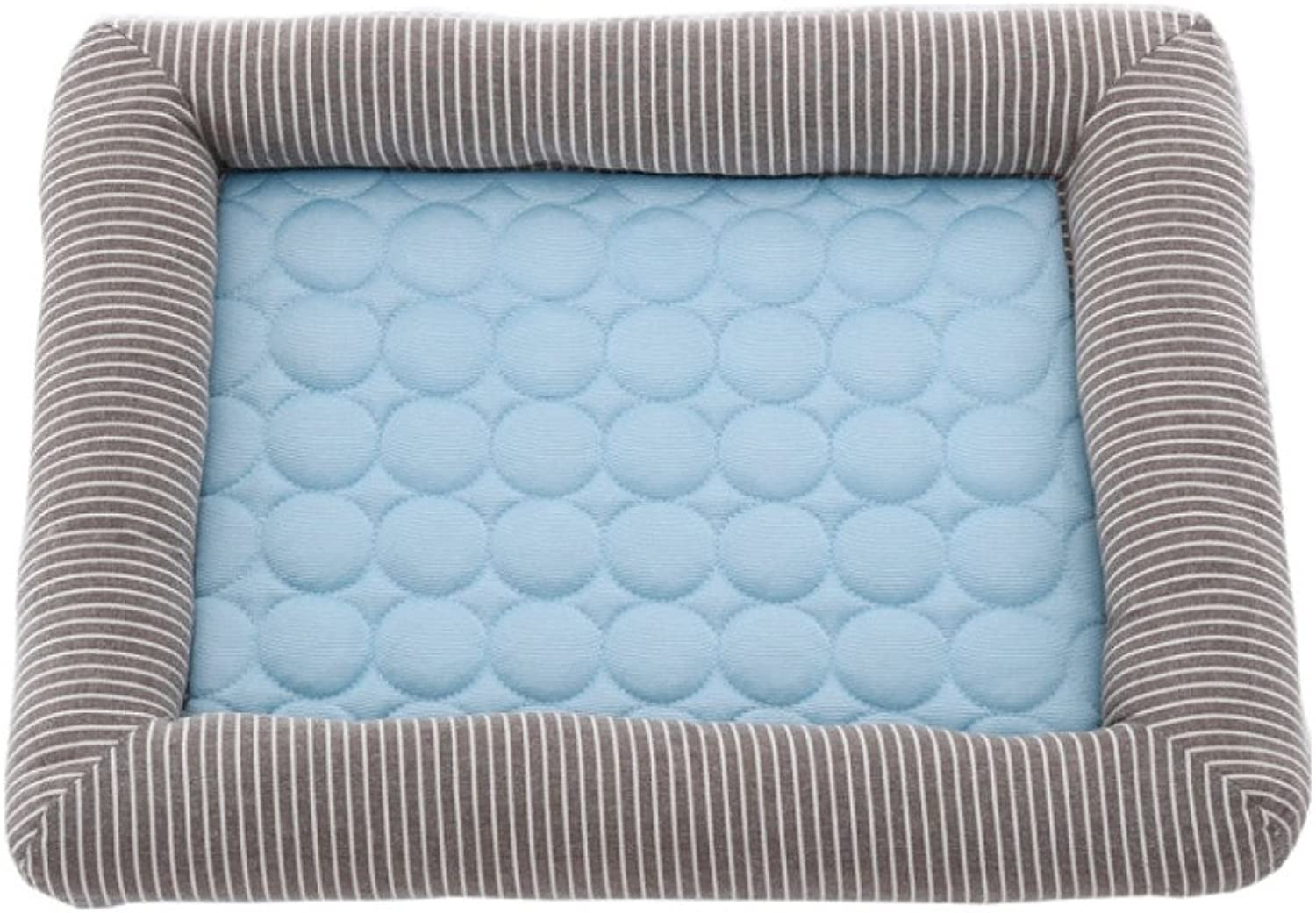 LDFN Dog House Removable and Washable Dog Mattress All Seasons Wear Resistant Bite Resistant,A4535cm
