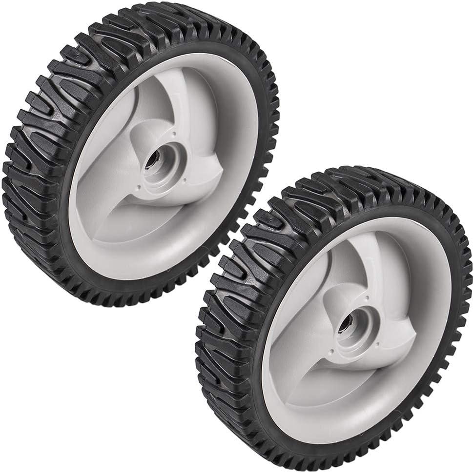 Husqvarna 583719501 Drive Wheels Grey 2 Max 70% OFF Selling rankings of Self Propelled Set