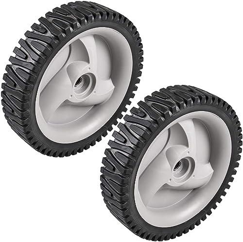 2021 Husqvarna 532403111 Drive Wheels Self propelled online sale Set online of 2 sale