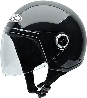 Talla M NZI 150263G001 Capital Visor Casco de Moto 57-58 Color Blanco