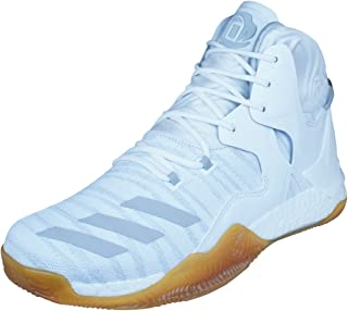 adidas D Rose 7 Primeknit Mens Basketball Trainers/Shoes - White