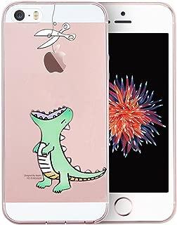 Best iphone se logo cut cases Reviews
