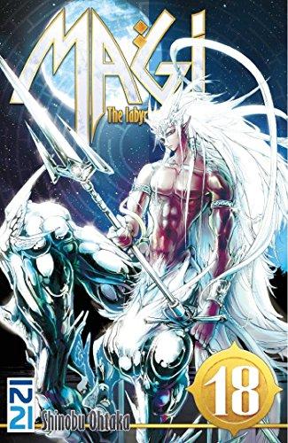 Magi - The Labyrinth of Magic - tome 18