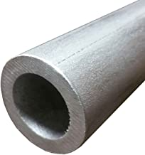 """0.083/"""" Wall 1.250/"""" Outer Diameter Unpolished 1008-1010 Steel Round Tube Mill"""