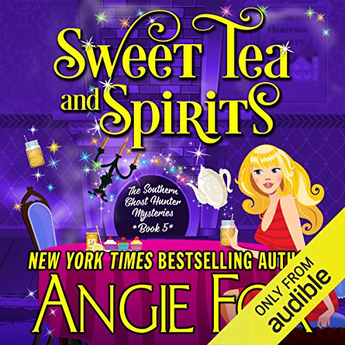Sweet Tea and Spirits cover art
