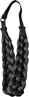 Coolcos Handmade Plaited Hair Braided Headband for Women Hair Decoration