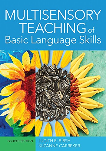Compare Textbook Prices for Multisensory Teaching of Basic Language Skills 4 Edition ISBN 9781681252261 by Birsh Ed.D., Judith R.,Carreker M.Ed.  Ph.D., Suzanne,Moats Ed.D., Louisa Cook,White Ed.D.   CALT-QI  BCET, Nancy Cushen,Neuhaus Ph.D., Graham,Beckwith Ed.D., Marilyn C.,DeVito M.A., Carolyn,Trabucco, Gloria,Berninger Ph.D., Virginia W.,Hess Psy.D., Larry E.,Duffy M.S. Ed., Betsy,Schedler Ph.D., Jean Freyer,Uscianowski M.S., Colleen