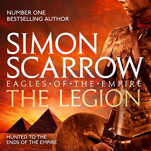 The Legion     Eagles of the Empire, Book 10              Auteur(s):                                                                                                                                 Simon Scarrow                               Narrateur(s):                                                                                                                                 Jonathan Keeble                      Durée: 13 h et 19 min     6 évaluations     Au global 4,8