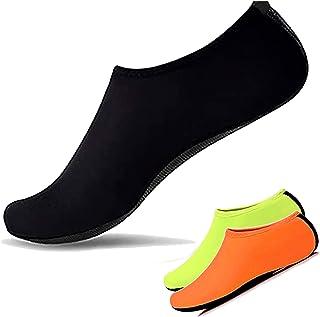 3 أزواج من أحذية المياه للنساء والرجال من RayPuls جوارب رياضية سريعة الجفاف في الهواء الطلق بيرفوت أكوا (مجموعة من 3 أزوا...
