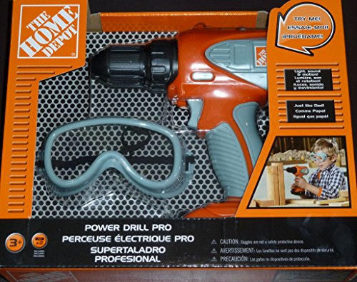 The Home Depot Power Drill Pro Exclusive