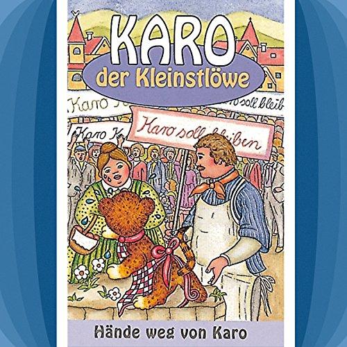 Hände weg von Karo Titelbild