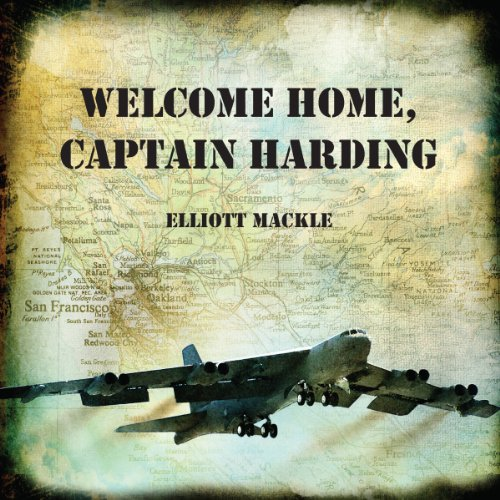 Welcome Home, Captain Harding cover art