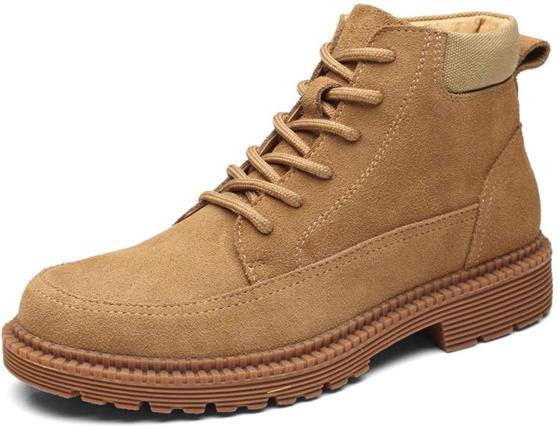 Men's Boots Men's shoes, Autumn Boots, Martin Boots, Outdoor Boots
