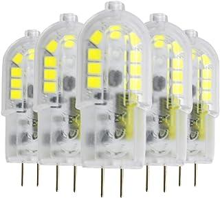 SGJFZD AC/DC 12V (5 Pcs) Dimmable G4 3W 18 LED 2835 SMD 200-300 Lm LED Light Bulb 2800-3200K/4000-4500K/6000-6500K LED War...