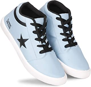 Claptrap Perfect Stylish Girls White Sneakers for Women Sneakers for Women