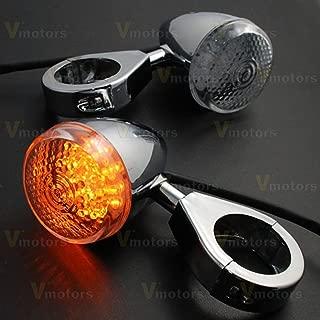 perfk Imperm/éabilisez Les Ampoules Principales De La Moto ATV De Moto H4 De 12W LED Imperm/éables pour La Lampe Ducati Kawasaki