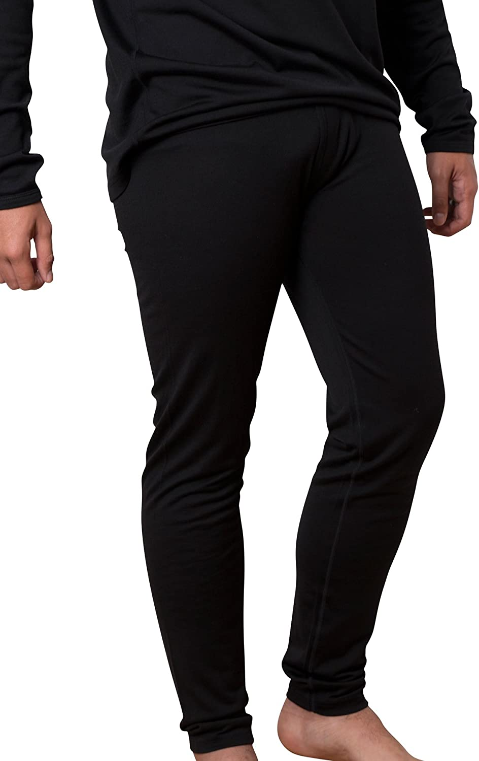 Cold Snap Year-end gift New York Mall Merino Slim Pant GSM Midweight Woo 210 100%