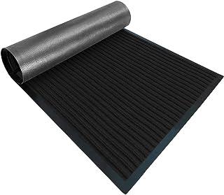 Gorilla Grip Original Low Profile Rubber Door Mat, Heavy Duty, Durable Doormat, Indoor and Outdoor, Waterproof, Easy Clean...