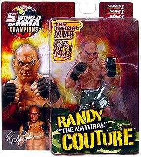 Round 5 World of MMA Champions UFC Series 1 Action Figure Randy