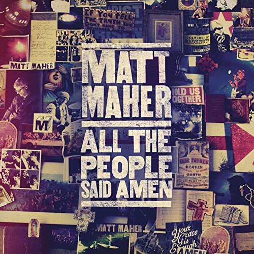 All The People Said Amen Album Cover