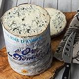 igourmet French Fourme d'Ambert Cheese AOP Raw Milk Cheese - Pound Cut (15.5 ounce)