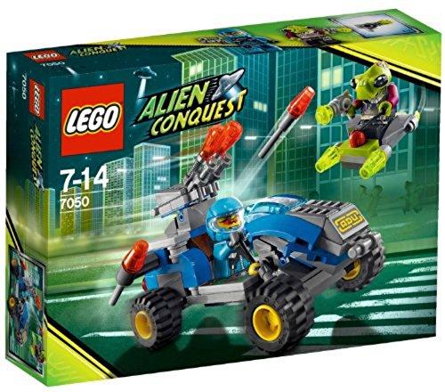 LEGO Alien Conquest 7050