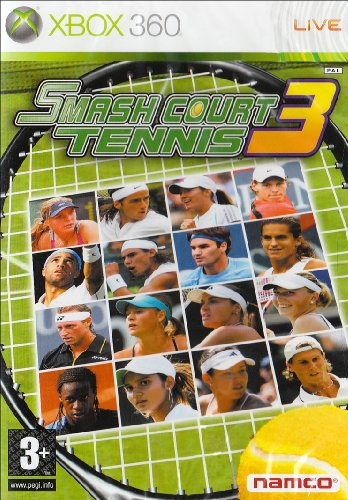 Smash Court Tennis 3 (UK-Import)