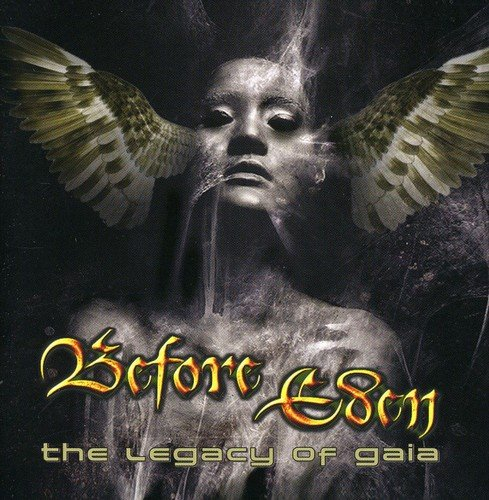 Before Eden: The Legacy Of Gaia [+4 Bonustracks, Limited Edition] (Audio CD (Limited Edition))
