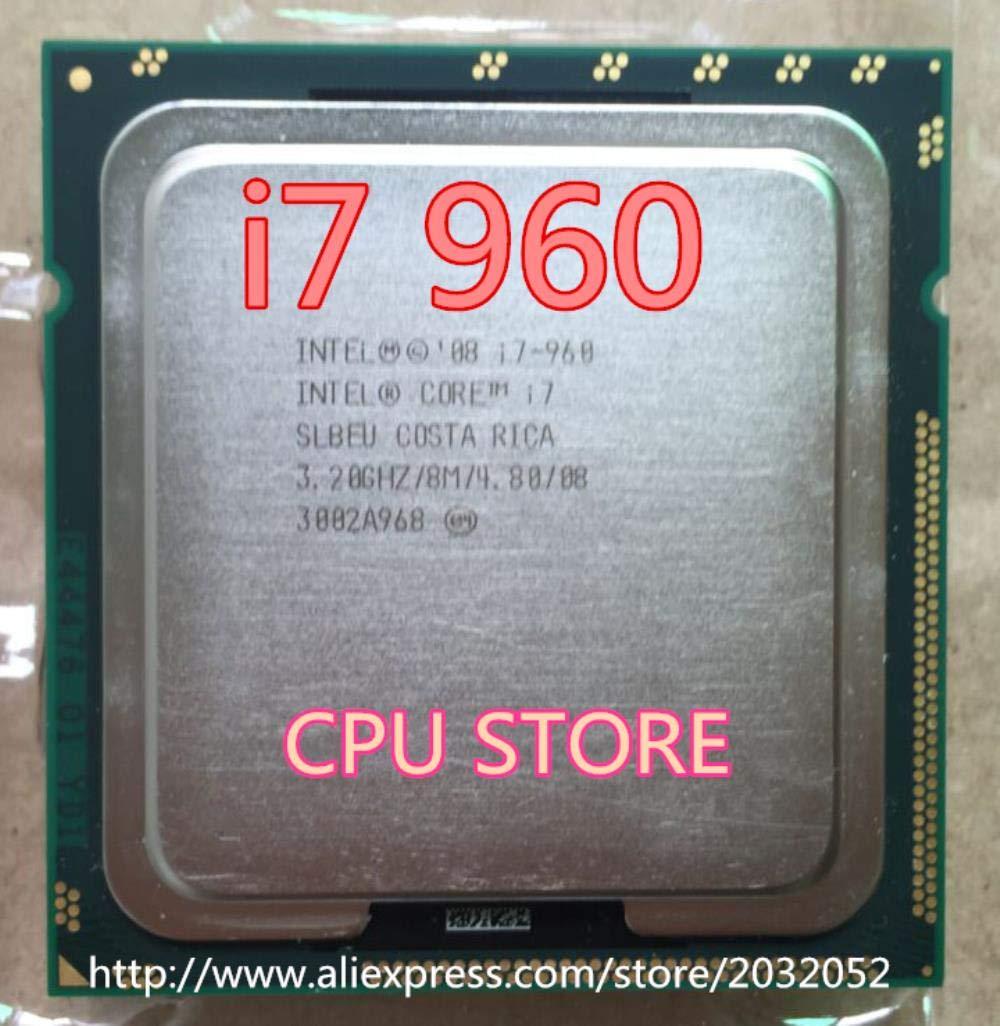 Louisville-Jefferson Department store County Mall Intel Core I7 960 Processor 3.2GHz 130W Quad 8M LGA 1366 Ca
