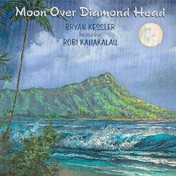Moon over Diamond Head W/ Hawaiian Verse (feat. Robi Kahakalau)