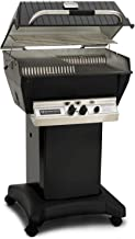 Broilmaster P3-xfn Premium Natural Gas Grill On Black Cart