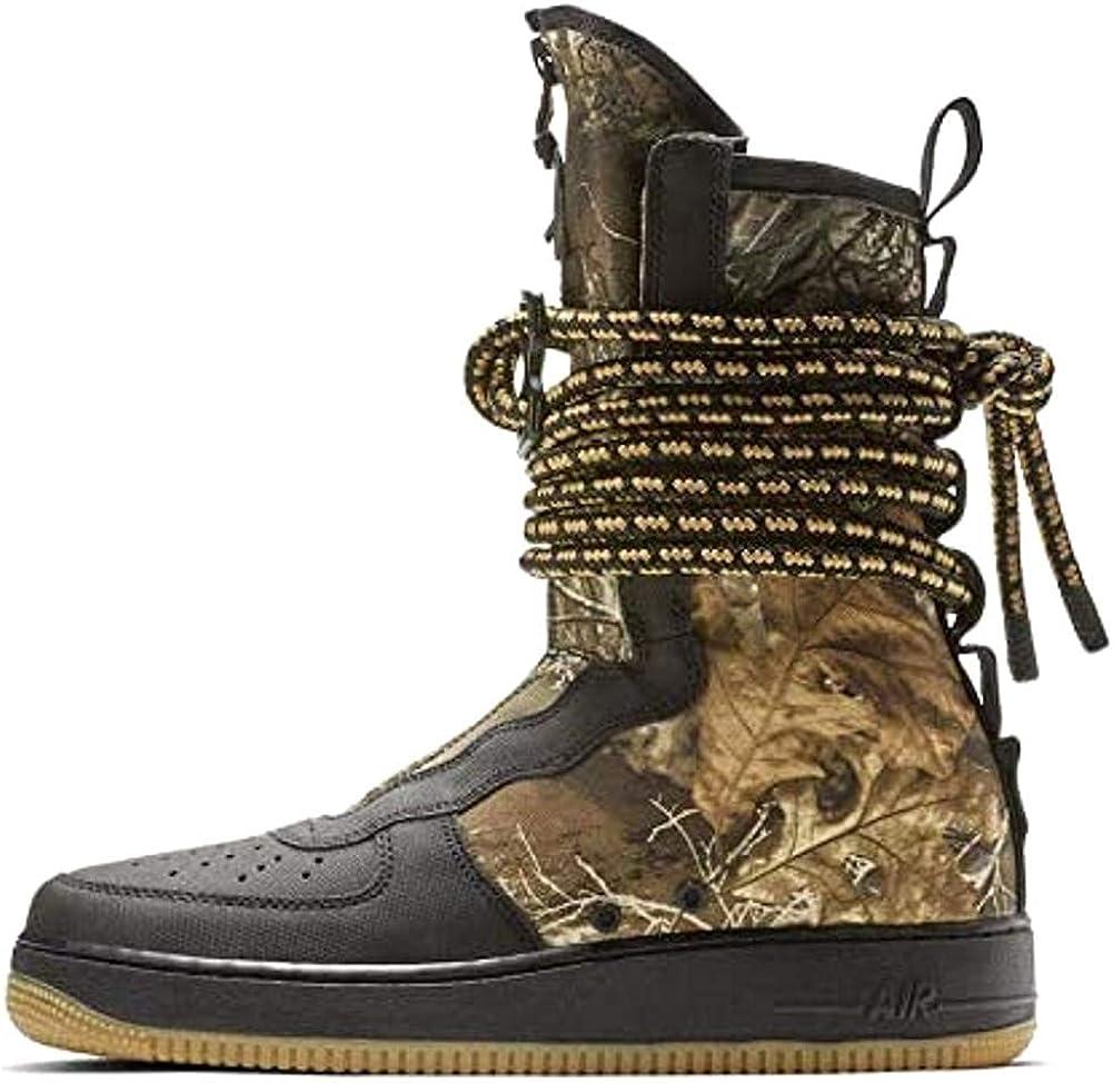 Nike SF Air Force 1 Hi Black/Gum Med